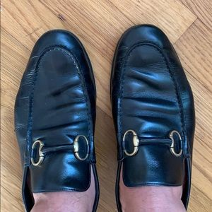 Authentic Gucci Calfskin Loafers